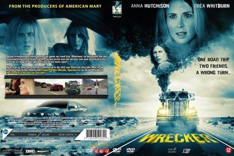 Wrecker DVD Cover